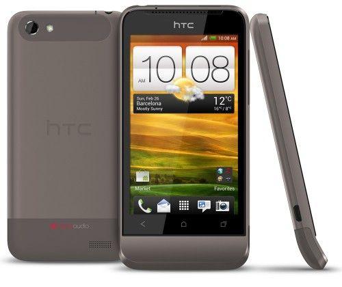 MWC: HTC One V