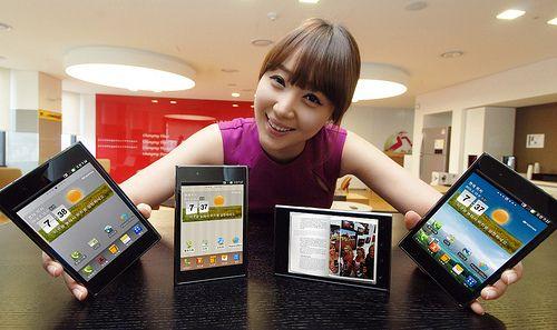 LG va lansa Optimus Vu