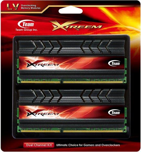 DDR3 la 2800 MHz de la TeamGroup