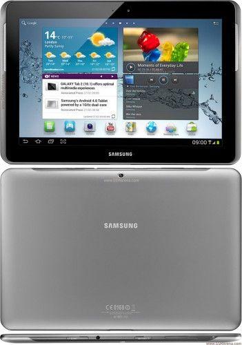 MWC: Samsung Galaxy Tab 2 10.1 si 7