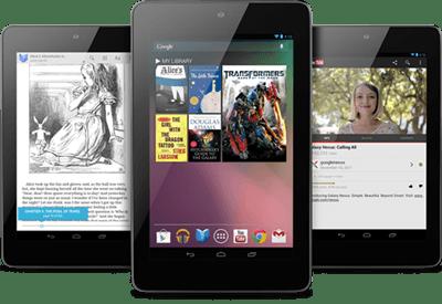 Tableta Google Nexus 7