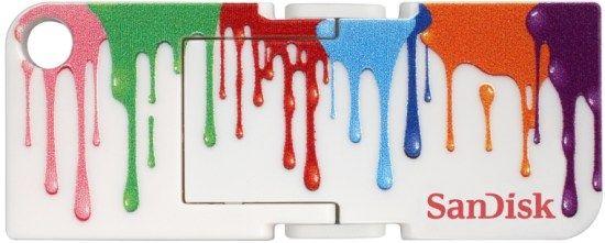Cele mai flash drive-uri SanDisk