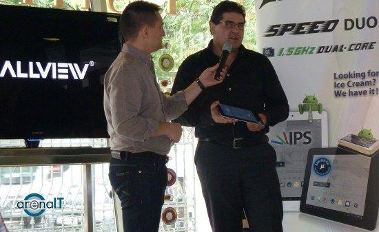 Lansare AllView AllDro 3 Speed Duo