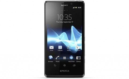 IFA 2012: Sony Xperia T