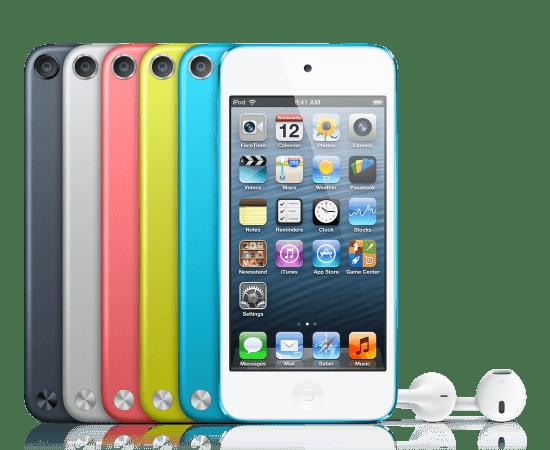 Noile Apple iPod Nano & Touch