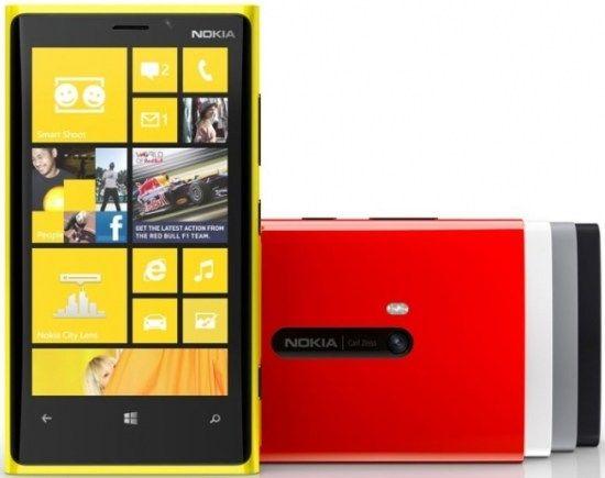 Nokia Lumia 920 a fost lansat