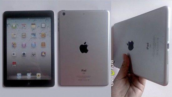 iPad Mini: asa ar putea sa arate