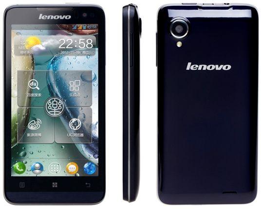 Lenovo P770: baterie de 3500 mAh
