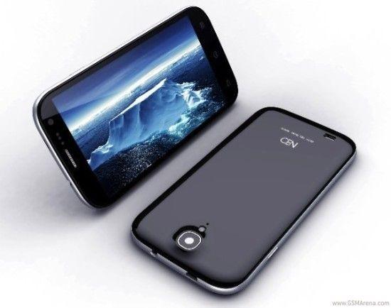 Neo N003 550x434 Neo N003: cel mai ieftin telefon Android full HD