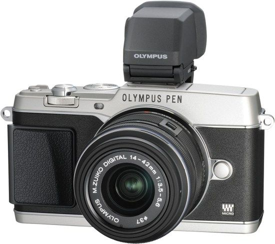 Olympus_Pen_E-P5_front