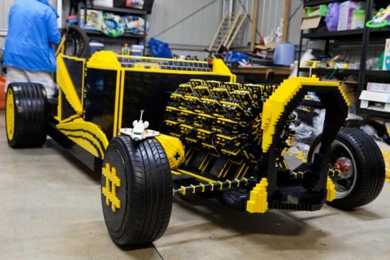 LEGO-Air-Car