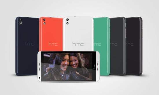 HTC Desire 816_all colors