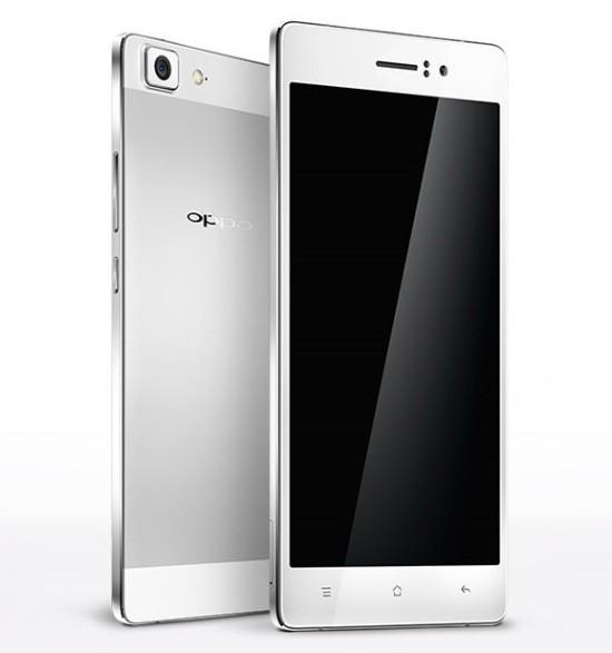 3 550x587 Oppo a lansat R5 cel mai subtire smartphone din lume