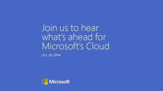 Microsoft-Cloud-Event-2014