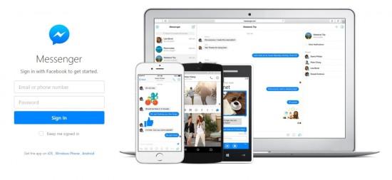 facebook-messenger-client