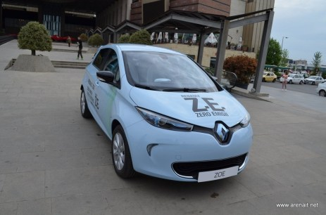 Renault Zoe Review - 1