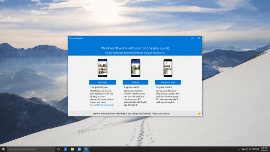 Windows-10-Phone-Companion