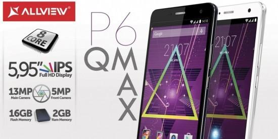 allview p6 qmax
