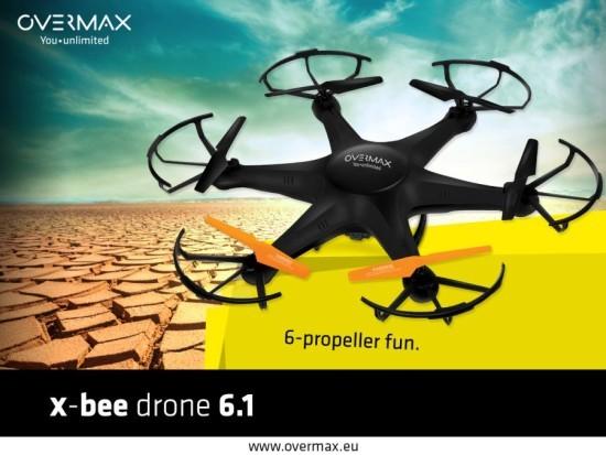 drona overmax