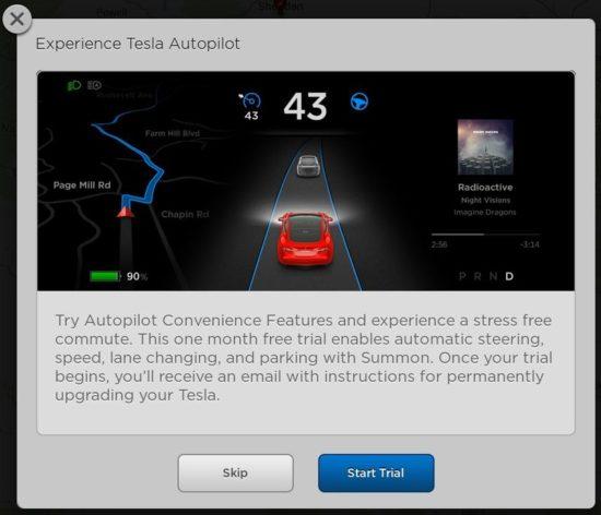 Tesla-Autopilot-Trial