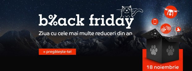eMAG Black Friday: cataloag de reduceri