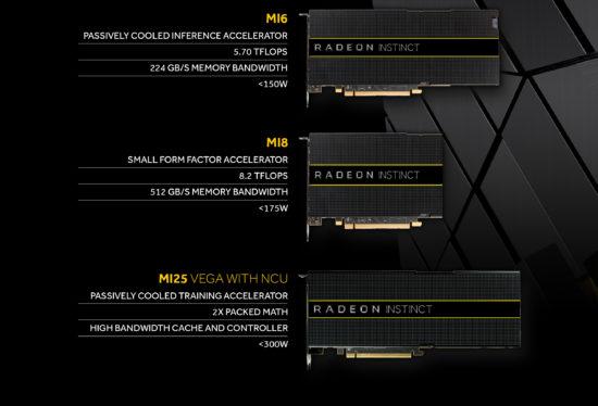 Noi informatii oficiale cu privire la AMD RyZEN, Radeon Instinct si altele