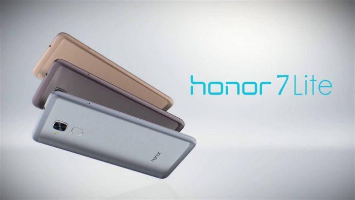 Review Honor 7 Lite - un telefon de buget peste asteptari
