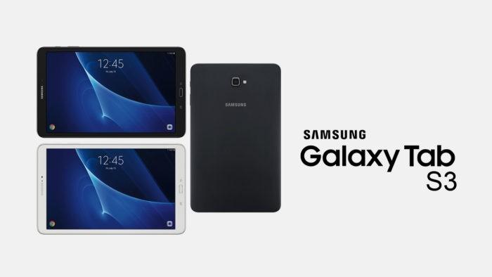 Samsung Galaxy Tab S3: pret, specificatii si disponibilitate (MWC 2017)