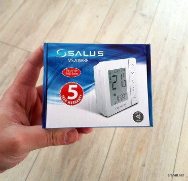 Termostat Salus IT600 - ambalaj