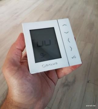 Termostat Salus IT600 - configurare