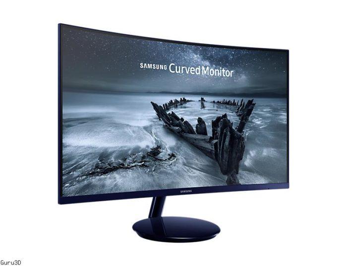Samsung a lansat un nou monitor de gaming curbat cu rezoluție Full HD și suport pentru AMD FreeSync