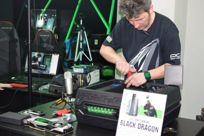Nvidia si PC Garage au prezentat GTX 1080Ti