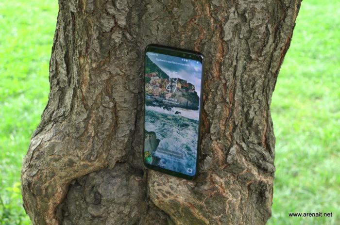 Samsung Galaxy S8 Plus review: arata extraordinar!
