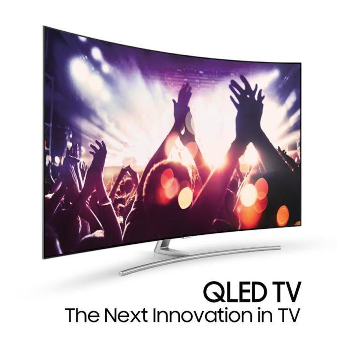 Samsung a lansat noua gama de televizoare QLED in Romania