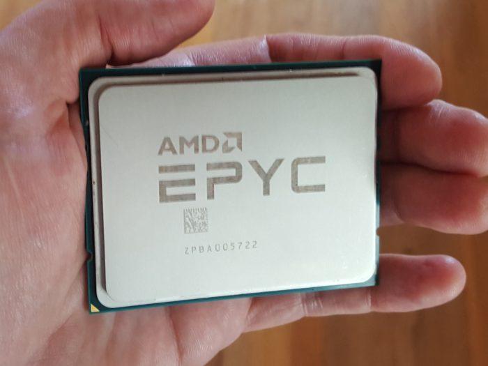 AMD EPYC - procesoare pentru servere