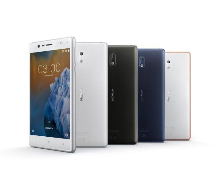 Nokia 3 disponibil la eMAG pentru 699 lei
