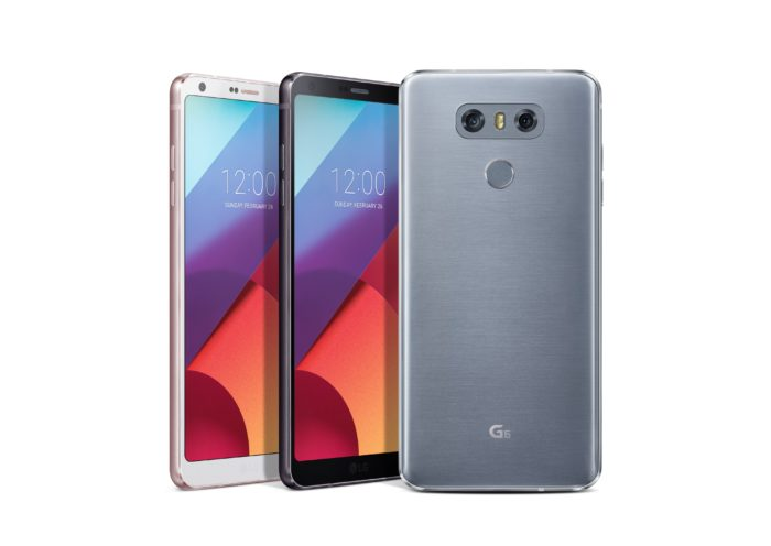Oferta zilei - LG G6 costa 2100 lei