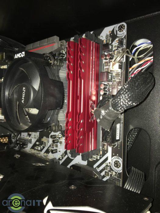 Memorie RAM ADATA GAMMIX D10 pentru AMD Ryzen