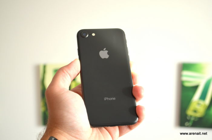 Apple iPhone 8 (scurt) review: primele impresii