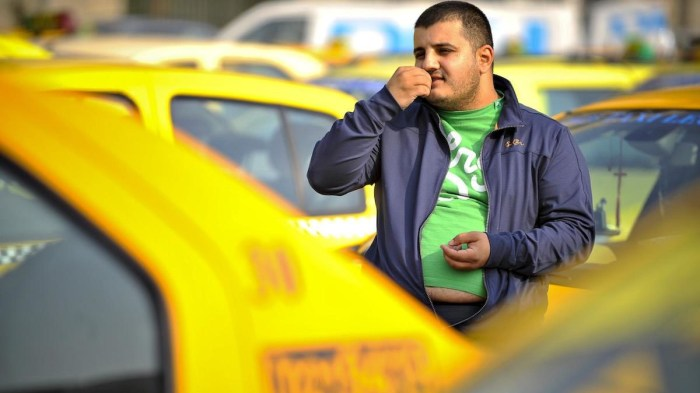 Primaria Capitalei vrea sa interzica Uber si Taxify