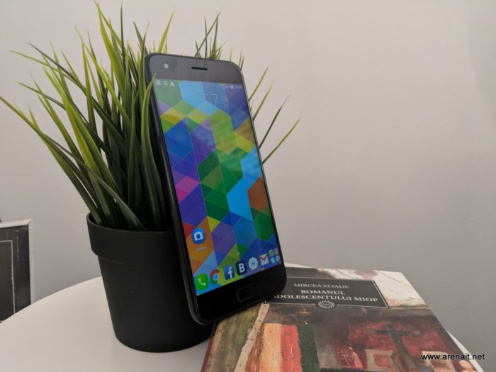 ASUS ZenFone 4 scurt review + unboxing: un telefon bun cu pret decent