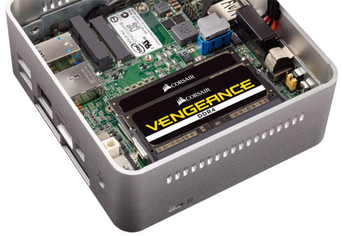 Corsair anunță cele mai rapide memorii SODIMM DDR4