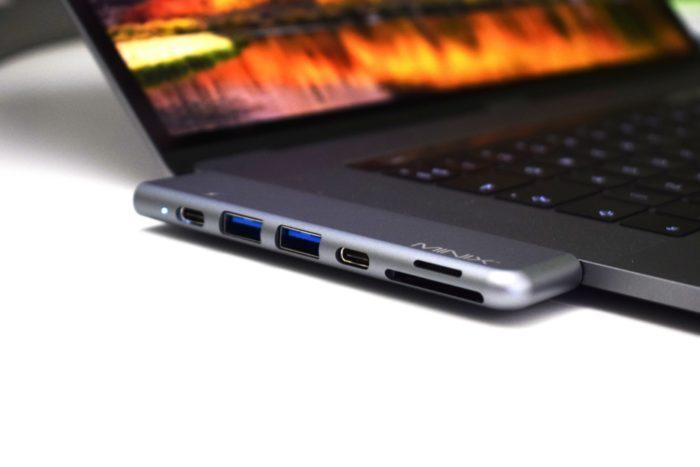 Review accesorii Macbook Pro de la Minix