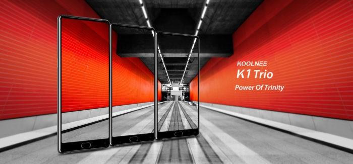 Koolnee K1 Trio - un nou telefon bezel-less de buget (P)