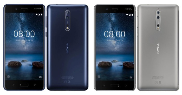 Review Nokia 8 - primul flagship Nokia cu Android