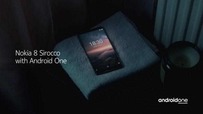 Nokia 8 Sirocco, 7 Plus si 6: trei noi telefoane cu Android One