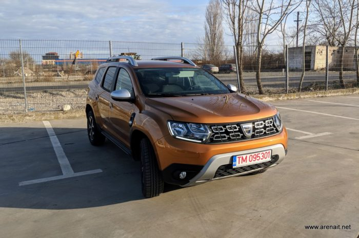 Testam Dacia Duster 2018: intrebari, curiozitati?