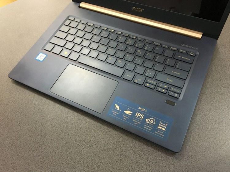 Acer Swift 5 - asa arata laptop-ul perfect pentru mine