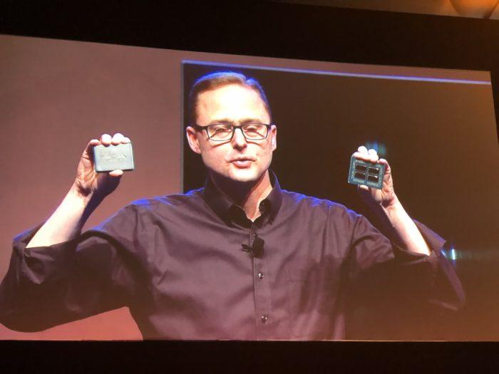 Computex: AMD a prezentat a doua generatie de Threadripper