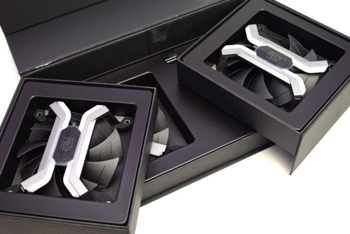 Review Deepcool MF120 - ventilatoare RGB frameless controlate prin Wi-Fi